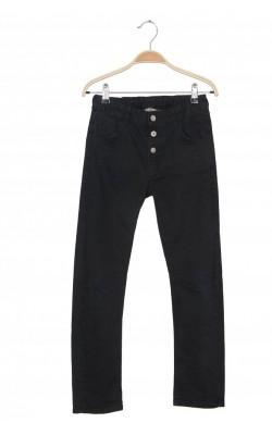 Jeans stretch Kids by Lindex, talie ajsutabila, 10 ani