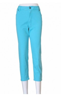 Jeans Talbots, At Waist Slim Crop Leg, marime 48