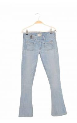 Jeans talie medie Abercrombie&Fitch, 14 ani Slim