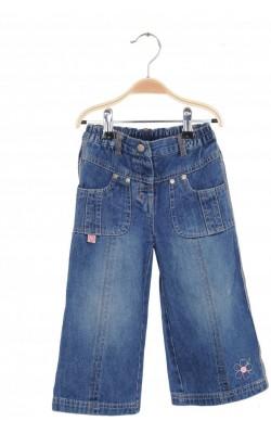 Jeans cu broderie Topolino, 18-24 luni