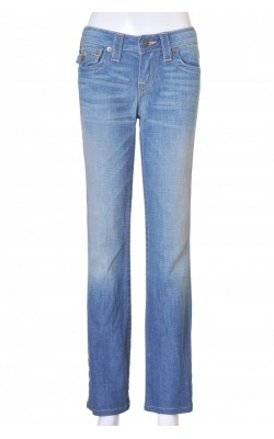Blugi drepti stretch True Religion, marime 38