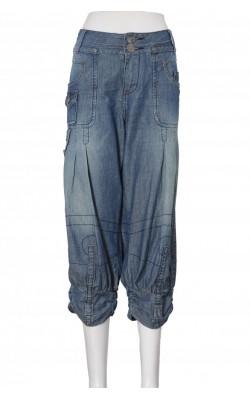 Jeans tur lasat Culture, marime 40