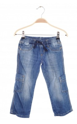 Jeans Wenice, multiple buzunare, 3 ani