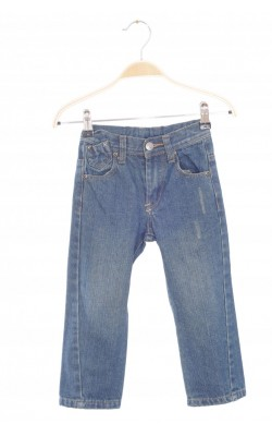 Jeans World of Kids, talie ajustabila, 3 ani