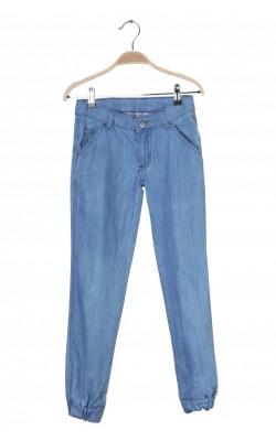 Jeans Wow by Bik Bok, baggy slim, 12-13 ani