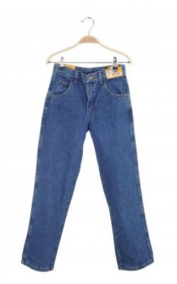 Jeans Wrangler Legendary Gold Relaxed Fit, 12 ani Regular