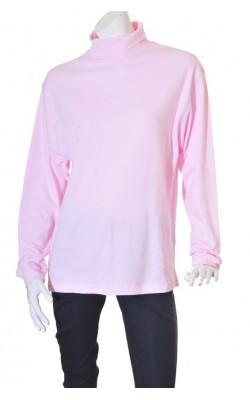 Maleta roz Gille, marime XL