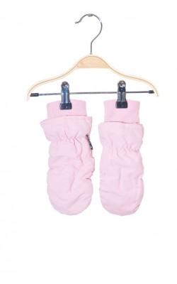 Manusi iarna H&M, culoare roz, 6-8 ani