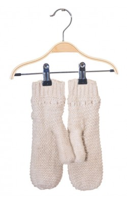Manusi tricotate captusite cu fleece H&M, marime universala