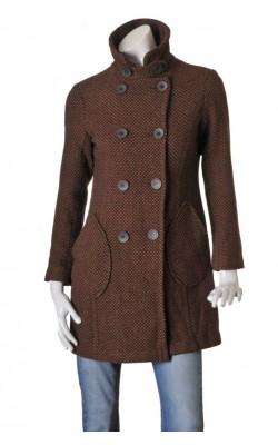 Palton B. Young, tesatura amestec lana, marime M