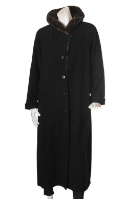 Palton cu gluga Gira Puccino, marime 48