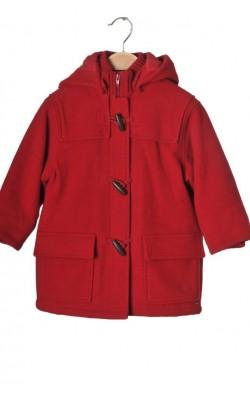 Palton de lana matlasat H&M L.o.g.g., 4 ani