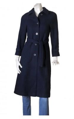 Palton Fermitex, tesatura lana, marime 36