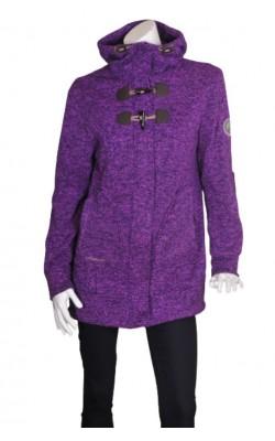 Palton fleece captusit, marime L
