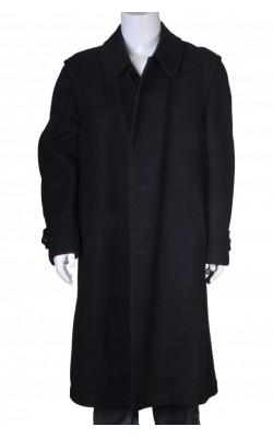 Palton Fred Perry, stofa lana, marime 50