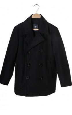 Palton gros matlasat Gap, amestec lana, 10-11 ani