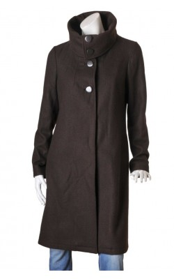 Palton maro Vero Moda, marime 46