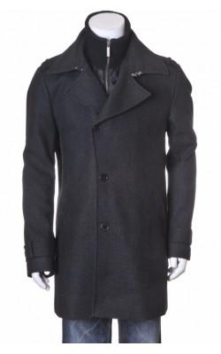 Palton Matinique, amestec lana, marime XL