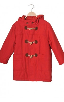 Palton matlasat United Colors of Beneton, 7-8 ani