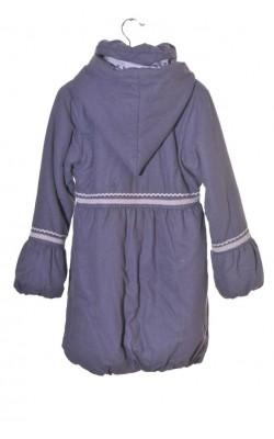 Palton mov matlasat Name It, 9-10 ani