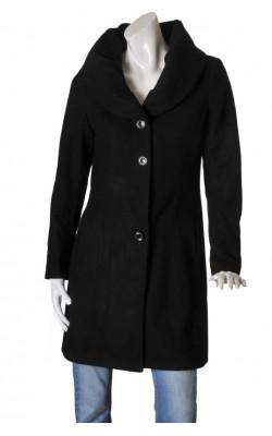 Palton negru Lifetime, marime 40
