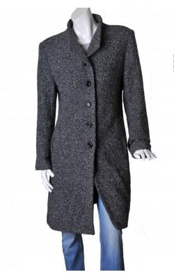 Palton tesatura lana Milo Coats, marime XL