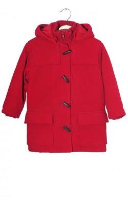 Palton lana vatuit H&M L.o.g.g., 4-5 ani