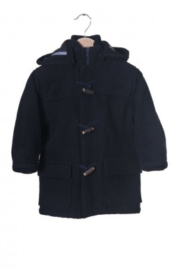 Paltonas gros matlasat H&M L.o.g.g., captuseala fleece, 3-4 ani