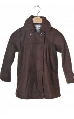 Paltonas stofa lana Vertbaudet, 4 ani