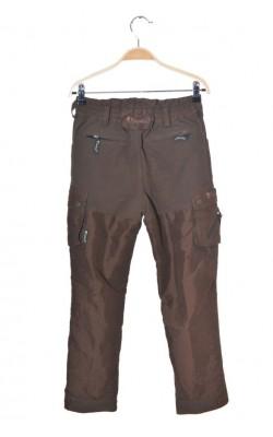 Pantalon camuflaj vanatoare copii Pinewood, 10 ani