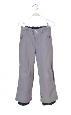 Pantalon schi Quicksilver, talie ajustabila, 8 ani