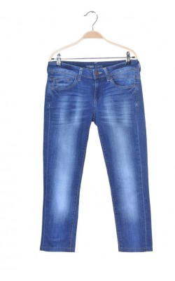 Pantaloni 3/4 Denim Co., marime 36