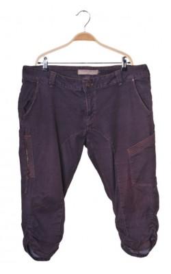 Pantaloni 3/4 denim Zizzi, marime 48