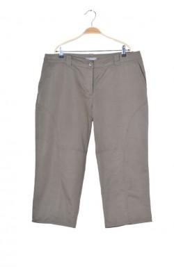 Pantaloni kaki 3/4 Steilmann, marime 48