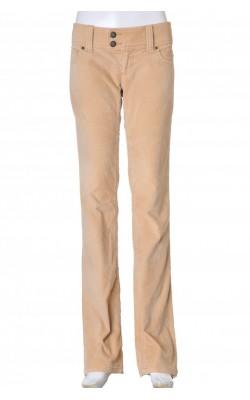 Pantaloni Abercrombie&Fitch, velur, marime 36