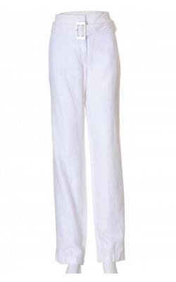 Pantaloni albi de in Esprit, marime 46
