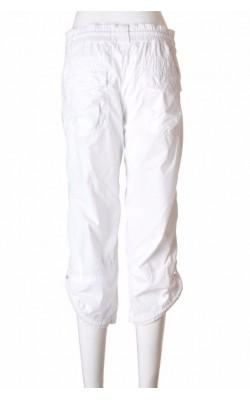Pantaloni albi Nike Sports Wear, marime 36