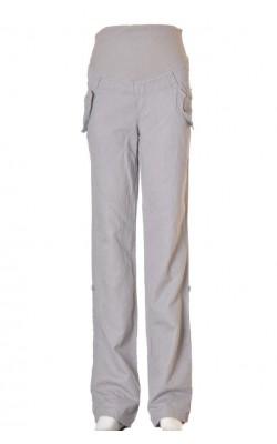 Pantaloni amestec in gravide H&M Mama, marime XS