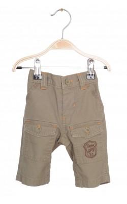 Pantaloni Baby Gap Cargo Division, 0-3 luni