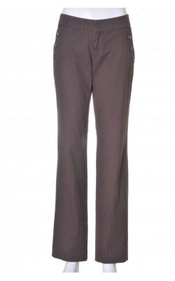 Pantaloni bumbac texturat Banana Republic, marime 36