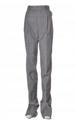 Pantaloni Barry Bricken, stofa lana, marime 40