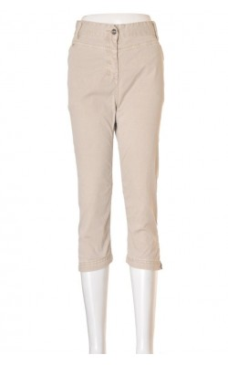 Pantaloni bej Andrea by Pm Norway, marime XL
