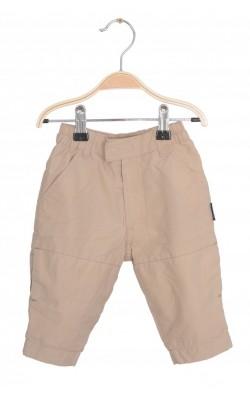 Pantaloni bej captusiti Tex Star, 3 luni