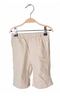 Pantaloni bej de in Next, 0-3 luni, 6 kg