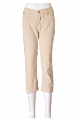 Pantaloni bej Gant Jeans, marime 40