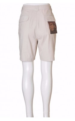 Pantaloni bej Hiking Short by Savane, marime 34