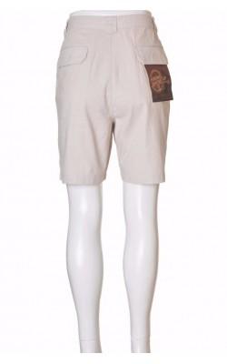 Pantaloni bej Hiking Short by Savane, marime 34