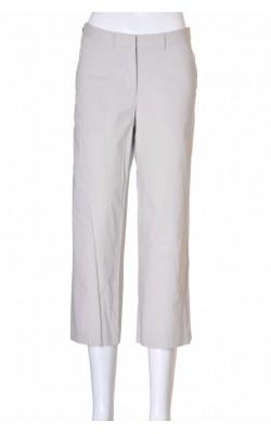Pantaloni bej H&M, trei sferturi, marime S