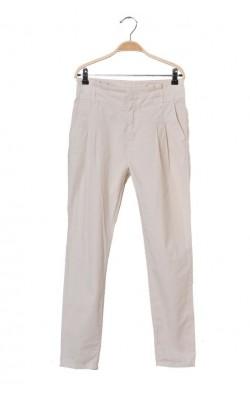 Pantaloni bej Zara, marime 36
