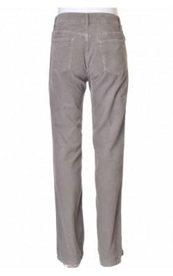 Pantaloni velur Benetton, marime 31